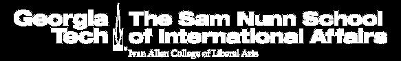Sam Nunn School of International Affairs