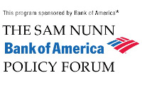 Sam Nunn Bank of America Policy Forum